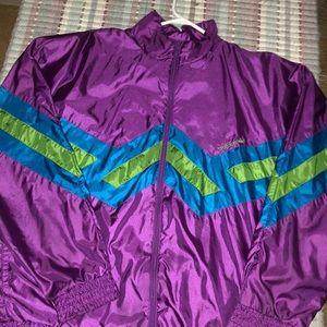 Adidas vintage jacket/top